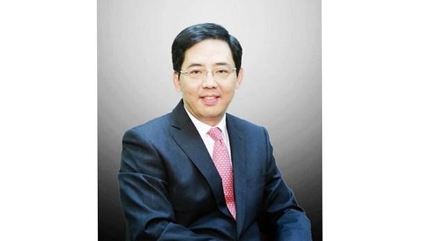 中国驻越南大使洪小勇:推动中国与东盟关系提质升级 hinh anh 1