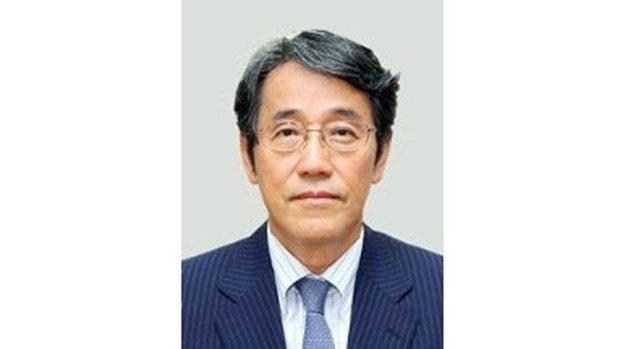 日本驻越大使梅田邦夫高度评价越南对本地区和平与繁昌所作出的贡献 hinh anh 1