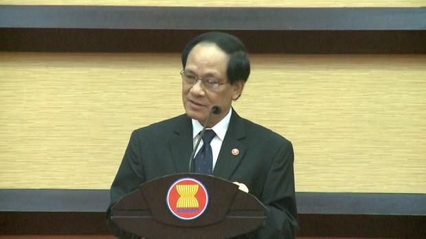 东盟共同体:东盟成立50周年纪念仪式在印尼举行 hinh anh 1