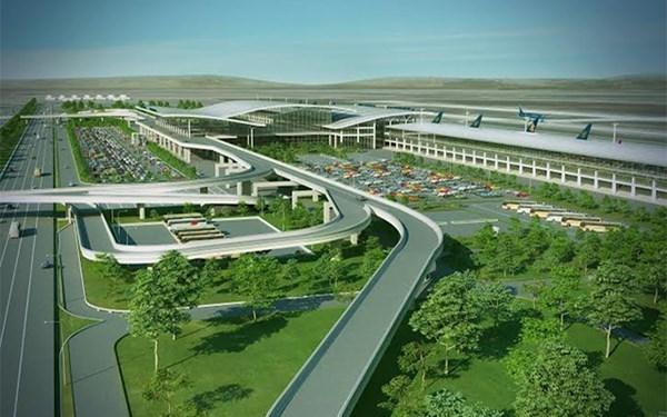 越南拟定龙城国际航空港项目的征地和安置补偿项目可行性研究报告 hinh anh 1