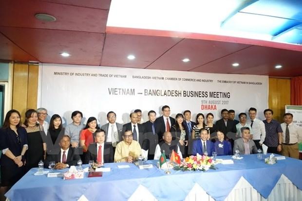 越南近20家企业赴孟加拉国寻商机 hinh anh 1