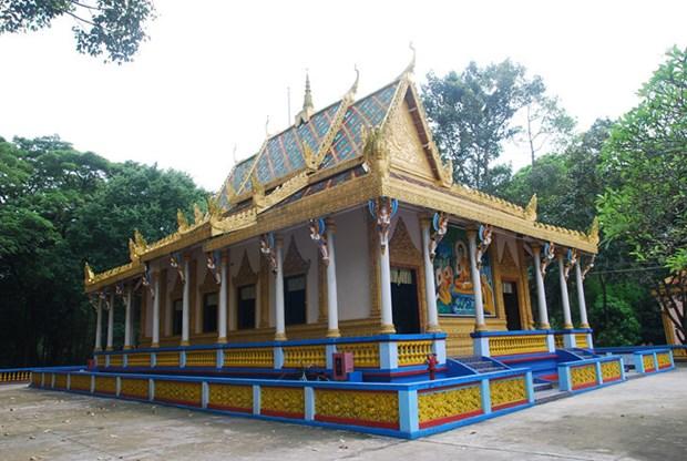 朔庄省的高棉族寺庙 hinh anh 1