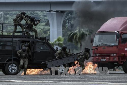 第29届东南亚运动会:马来西亚加大打击犯罪力度 hinh anh 2