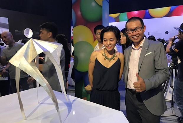 大胆艺术展展出各国文化的多样性 hinh anh 2