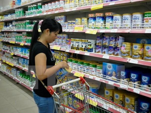 越南快速消费品行业释放了可喜信号 hinh anh 1
