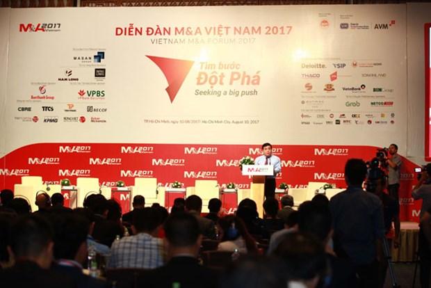 越南并购市场努力寻找突破口 hinh anh 1