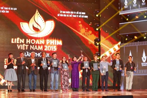 越南首次举办东盟电影奖评选活动 hinh anh 1
