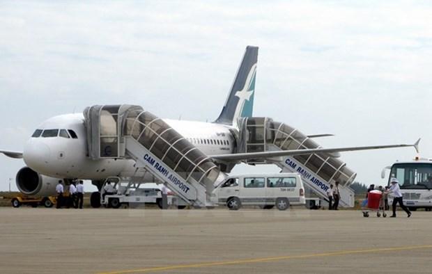 金兰国际航空港国际航站楼将于明年第二季度投运 hinh anh 1