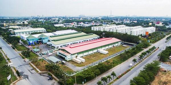 政府总理关于兴安省工业园区规划等的指导意见 hinh anh 1