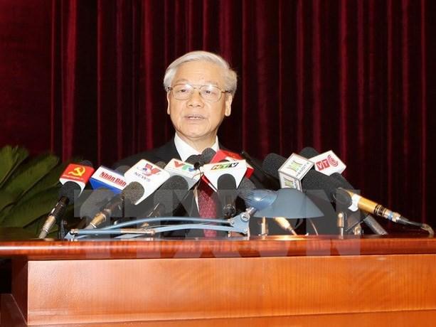 越共中央政治局颁发职称评定标准和干部考核标准 hinh anh 1