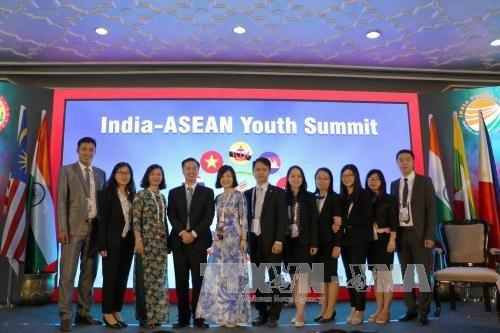 印度东盟青年高级会议拉开序幕 hinh anh 1
