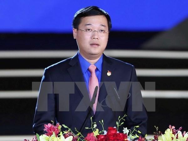 越南胡志明共青团与古巴共产主义青年联盟决心加强传统友好关系 hinh anh 1