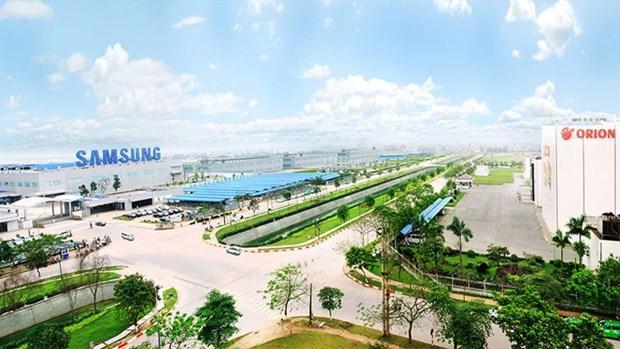 年初至今北宁省各工业区吸引投资额近30亿美元 hinh anh 1