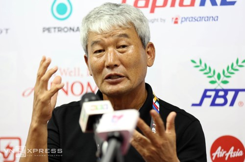 东帝汶队教练赞扬越南U22球队 hinh anh 1