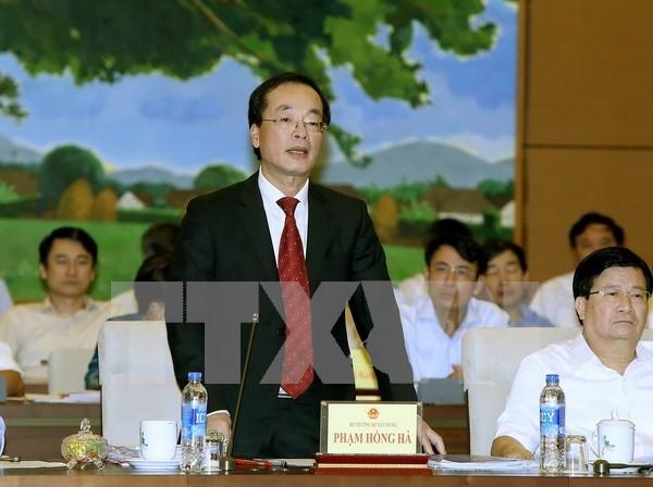 越南第十四届国会第十三次会议:切实提高城市规划管理质量 hinh anh 1