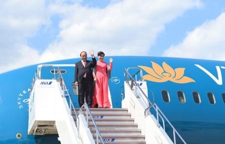 越南政府总理阮春福访泰将为越泰关系不断走向深入注入新动力 hinh anh 1