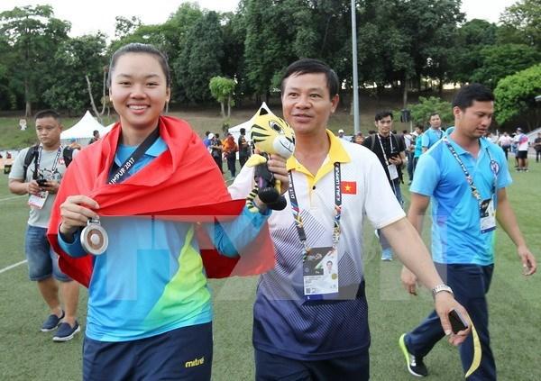 第29届东运会:越南队排名第五 hinh anh 1