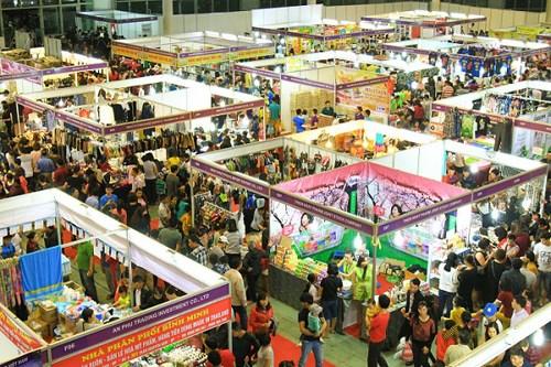 2017年泰国顶级品牌商品展在河内举行 hinh anh 3