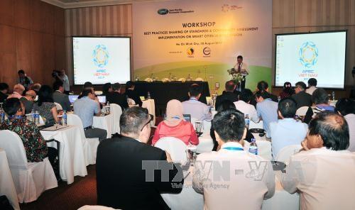 2017年APEC会议:致力推进APEC智慧城市标准化进程 hinh anh 1