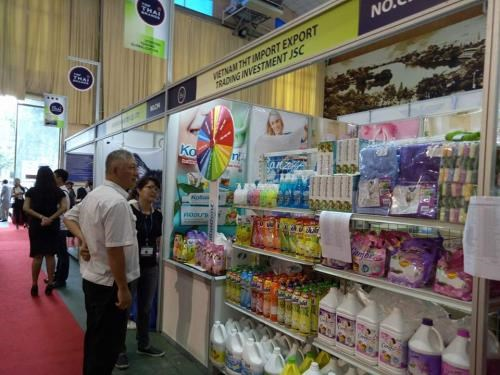 2017年泰国顶级品牌商品展在河内举行 hinh anh 2