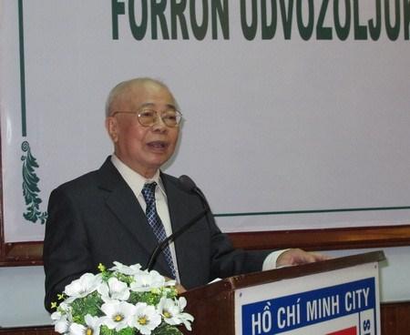 庆祝匈牙利国庆节见面会在胡志明市举行 hinh anh 1