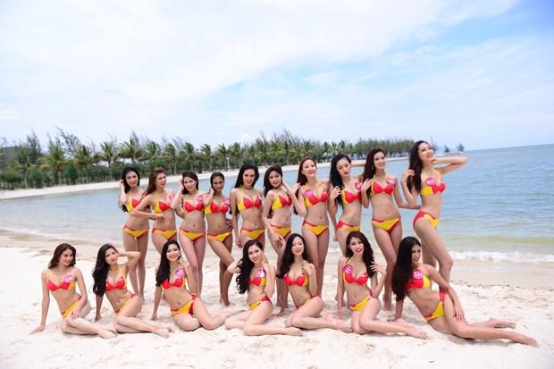越捷航空成为2017年越南环球小姐大赛的正式航空承运商 hinh anh 2