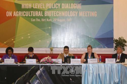 2017年APEC:推进农业先进技术转让 hinh anh 1