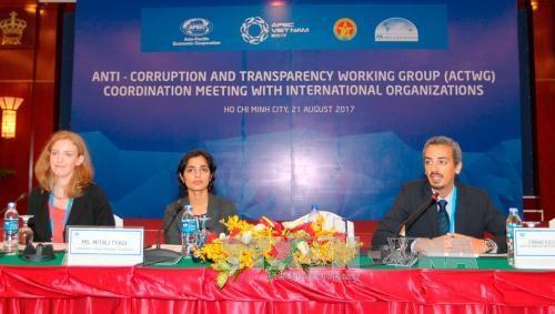 2017年APEC 会议:越南努力完善反腐败政策机制 hinh anh 2
