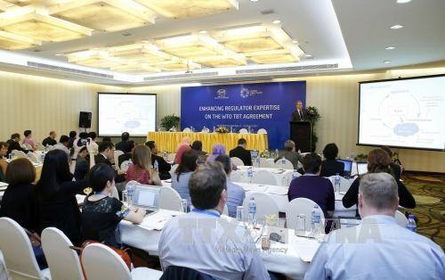 2017年APEC 会议: 努力提高贸易技术壁垒管理能力 hinh anh 1
