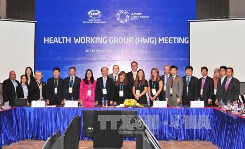 2017年APEC卫生工作组会议: 促进制度改革 打造健康社区 hinh anh 1
