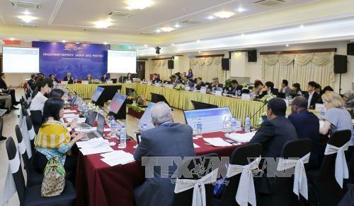 2017年APEC 会议: 加快推进贸易投资领域改革 hinh anh 1