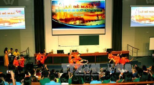 第三届全欧越南学生青年夏令营: 离去是为了回来 hinh anh 1