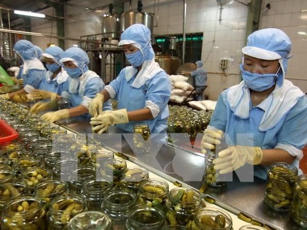2017年上半年越南向东盟市场出口增长26.7% hinh anh 2