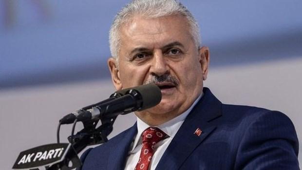 土耳其总理访越:进一步促进越土关系发展 hinh anh 1
