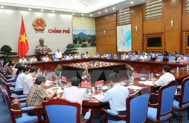 政府副总理张和平:密切关注台塑河静钢铁厂运行情况 hinh anh 1