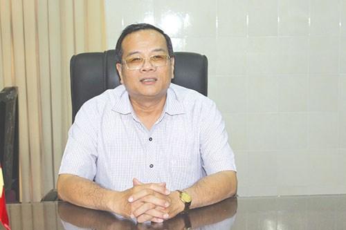 越南平顺省国会代表团对老挝进行工作访问 hinh anh 1