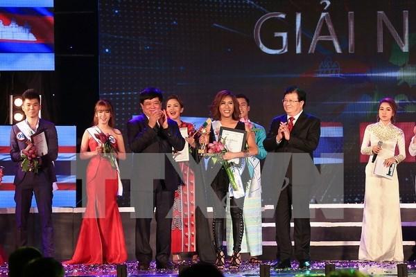 2017年东盟加三歌唱比赛在清化省圆满落幕 hinh anh 1