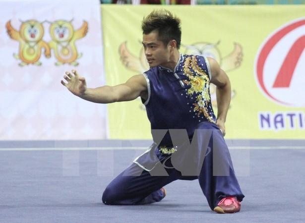 第29届东运会:越南武术队继续夺得两银一铜 hinh anh 1