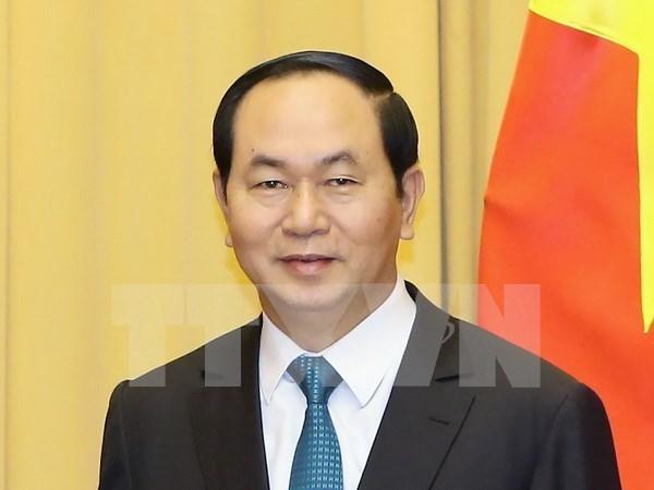 国家主席陈大光:加强网络安全保障 hinh anh 1