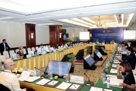 2017年APEC第三次高官会进入第六天 活动丰富多彩 hinh anh 1