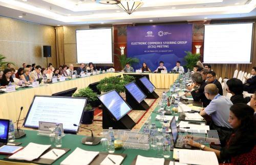 2017年APEC会议:发展电子商务促进区域经济发展 hinh anh 1