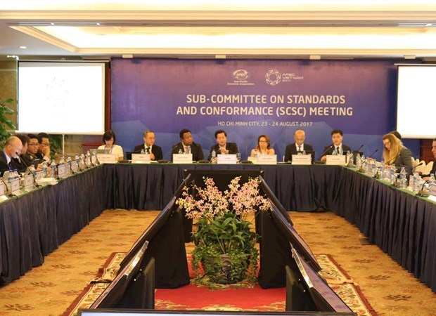 APEC标准一致化分委会:积极参与国际标准化工作促进区域经贸合作 hinh anh 1