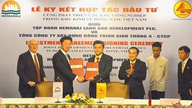 第一太平戴维斯越南公司:外资继续涌入越南房地产市场 hinh anh 1