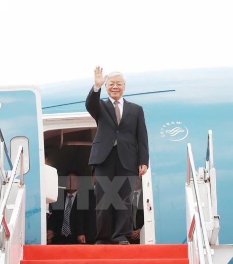《欧亚评论》网站:越南与印尼战略关系日益向前发展 hinh anh 1