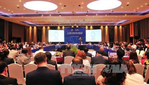 2017年APEC会议: APEC第三次高官会进入第七天 hinh anh 1
