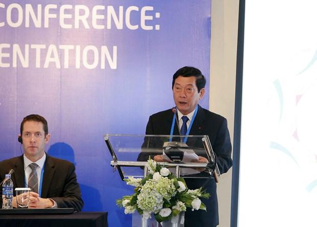 APEC 2017:举行有关广告标准化的研讨会 hinh anh 1