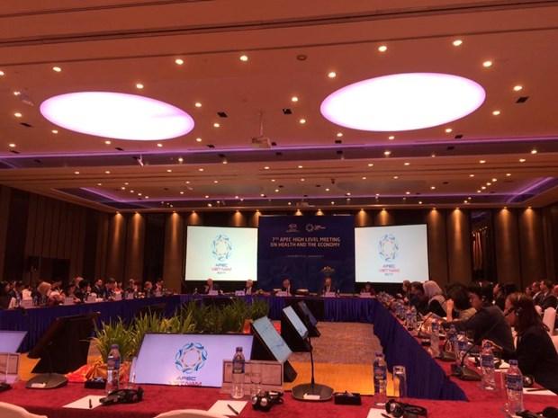 APEC第七次卫生与经济高级别会议:致力实现全民健康覆盖及可持续发展目标 hinh anh 1