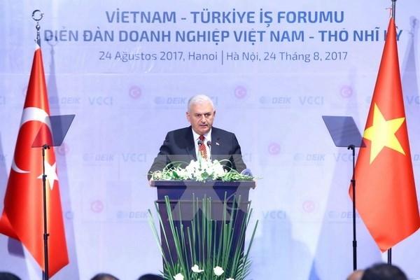 越南与土耳其加强经济合作 hinh anh 2