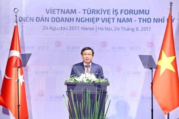 越南与土耳其加强经济合作 hinh anh 1