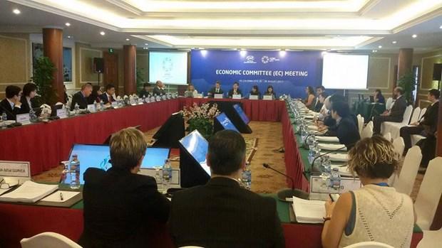 2017年APEC会议:完善法律基础 促进经济发展 hinh anh 1